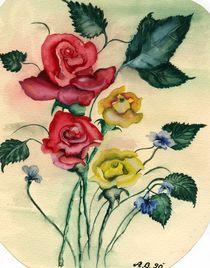 Rosen von Andrea Böttcher