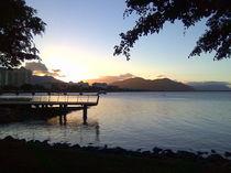 Cairns - Abenddämmerung by alinekuhaupt