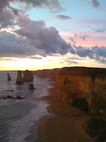 Great Ocean Road - 12 Apostel  by alinekuhaupt