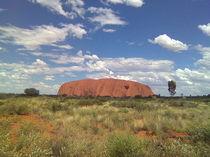 Ayers Rock - Tradition in Mitten einer Wüste