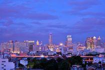 Bangkok - Stadt der Engel von lucie