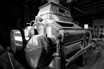 Schönheit des Verfalls - Mühle von Marc Mielzarjewicz