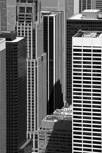New York Manhatten Detail von Marc Mielzarjewicz