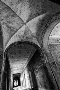 Schönheit des Verfalls - Beelitz Heilstätten von Marc Mielzarjewicz