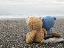 Zweisamkeit am Meer von Olga Sander