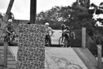 BMX von Christiane Klaus