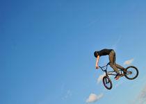 BMX Freestyle von Christiane Klaus