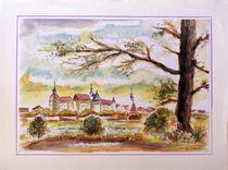 Schloss Hartenfels Torgau von Günther Fiege