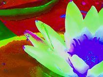 Seerose 6, Serie Flora und Fauna by maneraart