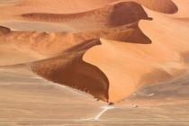 Die Dünen der Namib von Jürgen Klust