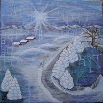 Wintertraum I von Lydia Lilli Vogel