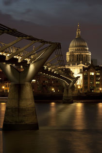 St Paul's Cathederal von George Kay