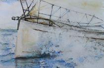Segelschiff von Sabine Berger