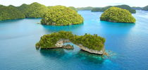 Palau - Arch by marcowand