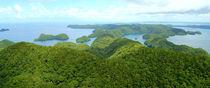Palau - Rock Islands Aerial von marcowand