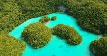 Palau - Milky Way by marcowand