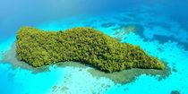 Palau - Rock Island von marcowand