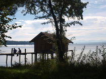 Bootshaus am Ammersee by mytown