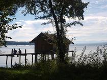 Bootshaus am Ammersee von mytown