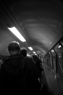 Londoner Rolltreppen by Thomas Train