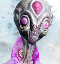 Alien by steven awodeinde