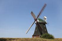 Windmühle by Norbert Fenske