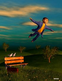 Fly away by Soltane Hocine
