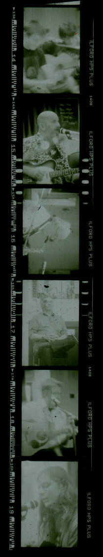Musical Film Strip by Victoria collins