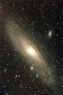 Andromedagalaxie  von Christian Dahm