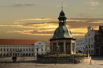 Wismar by Norbert Fenske