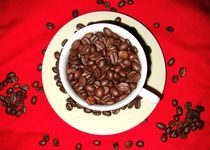 Coffee I von Marion Akkoyun