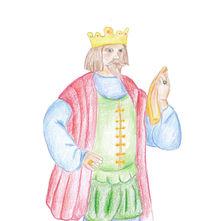 Der grausame König von Sophia Dreier