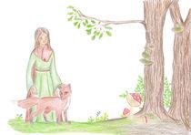 Selma und der Fuchs by Sophia Dreier