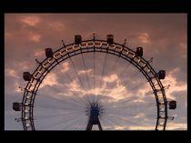 Ferry Wheel von Klaus-Peter Huschka