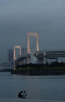 Liebespaar in Tokio by buellom