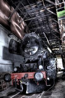 Dampflok HDR von Patrick Raab