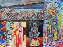 Indianerbild7 von Bernd D. Kugler