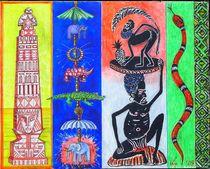 african souvenirs by Bernd D. Kugler