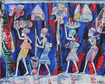 african women by Bernd D. Kugler
