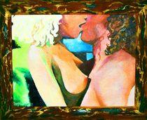 Ein Kuss by Stephanie Blodau