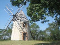 Windmühle in Südfrankreich von deda