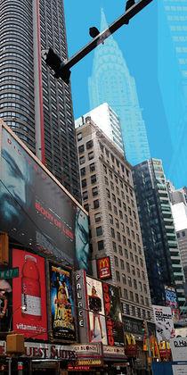 New York daily affairs 5 von Reinhard Kämpf