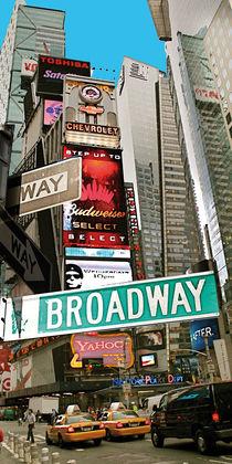 New York daily affairs 3 von Reinhard Kämpf