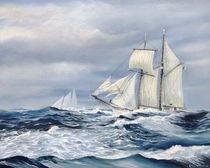 Blue water Racing von Arthur Williams