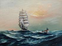 Ahoy von Arthur Williams