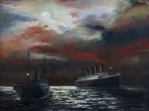 Meeting the Titanic von Arthur Williams