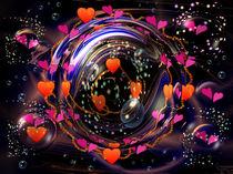Herzen dieser WELT vereinigt euch von Heidrun Carola Herrmann