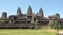 Angkor Wat, Rückseite by Stefan Franke