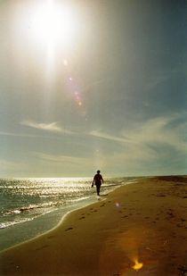 Strandspaziergang by Karsten Hoffmann
