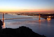 San Francisco bei Nacht by Rainer Grosskopf